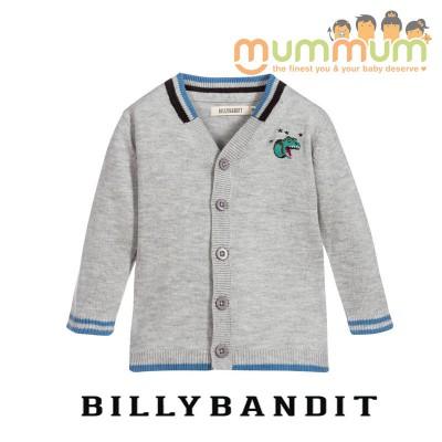 BillyBandit Cardigan Light Chine Grey