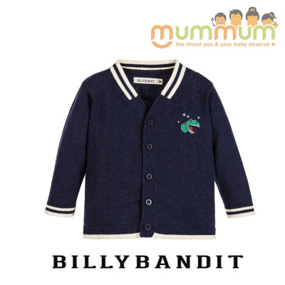 BillyBandit Cardigan Navy