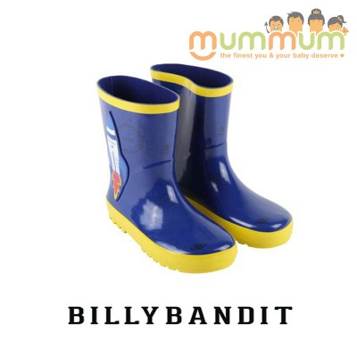 Billybandit Wellies Blue