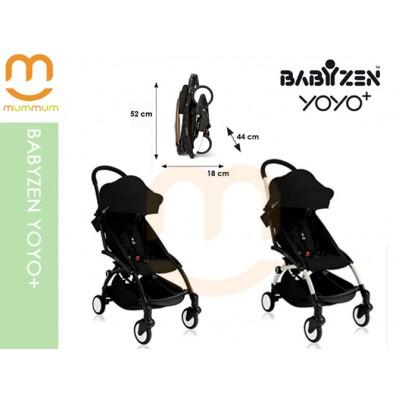 BABYZEN YOYO+ Black