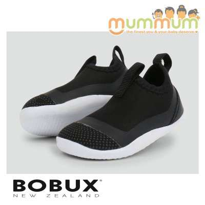 Bobux SU Xplorer Lo Dimension Black