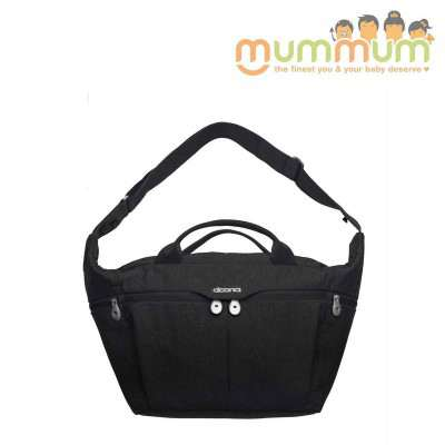 Doona All Day Bag Black