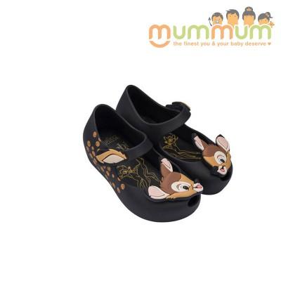Mini Melissa UG & Bambi 32367 Black Matt US 7