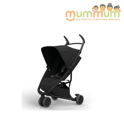 Quinny Xpress Stroller all Black