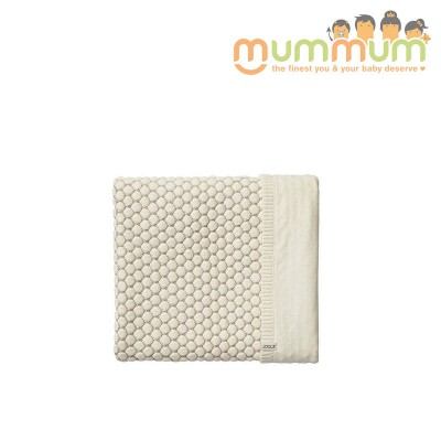Joolz Essentials Baby Blanket - Off white   Pre-order