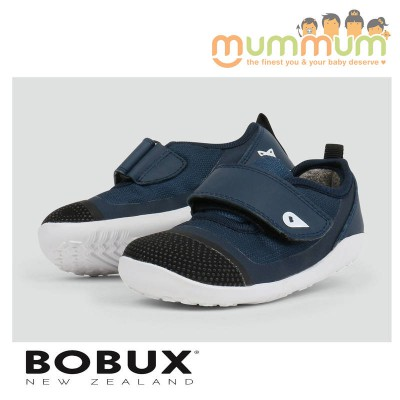 Bobux IW Lo Dimension Shoe Blue