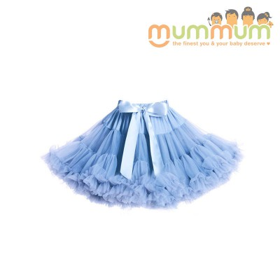 Evie & Sash Tutu Skirt Blue Vanilla size from 3 m-8 yrs