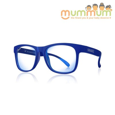Shadez Blue Light Glasses Blue Adult