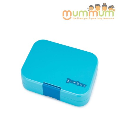 Yumbox Panino 4 compartment Blue Fish