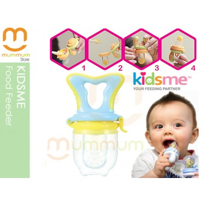 Kidsme Solid Food Feeder Baby Feeding Easy Wash S