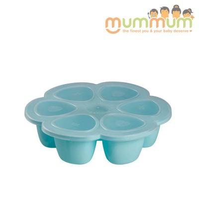Beaba Silicone Multipurtions 6 X 150ml Blue Freezer Tray