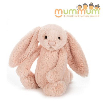 Jellycat Bashful Blush Bunny Medium 31cm