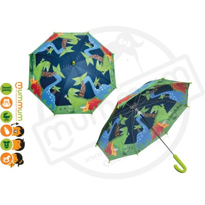 Bobble Art Umbrella Dinosaur