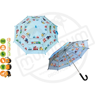 Bobble Art Umbrella Traffic