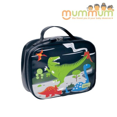 Bobbleart Lunch Box Dinosaur