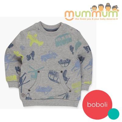 Boboli Fleece Sweatshirt