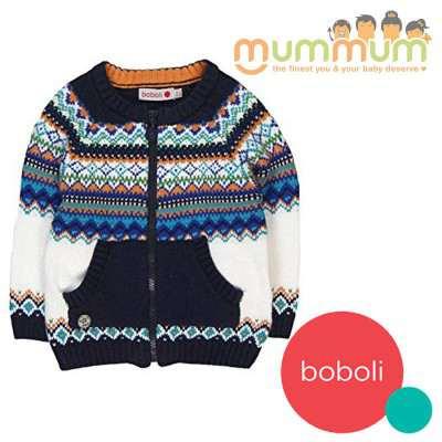 Boboli Knitwear Jacket