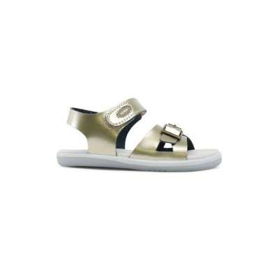Bobux Gold Girls Simple Sandal 25