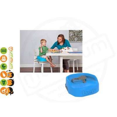 Bumbo booster seat Blue 9m+