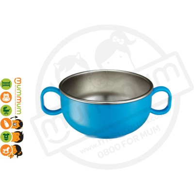Innobaby Starter Bowl Blue 11oz