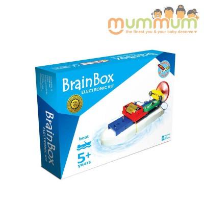 Brain Box Boat Exp Electronic Kit