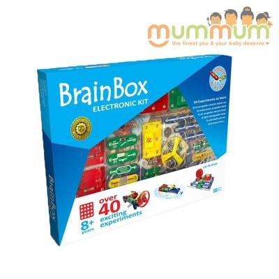 Brain Box Car & Boat Experiment Electronic Kit