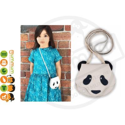 Donsje Britta Bag Medium Panda