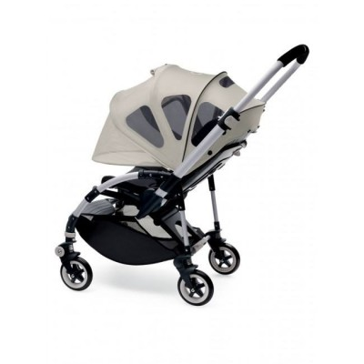 Bugaboo Bee3 Madness Sale ComboDeal Aluminum Chassis + Black Seatfabri+ Breezy canopy Pink or Arctic Grey Last display units