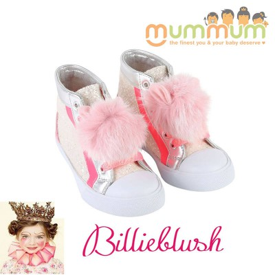 BillieBlush Trainers Capsule Sport Bunny Unique