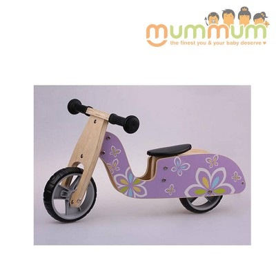 Udeas Retro Mini Butterfly Bike Mini Runna Bike 2 Wheels or 3 Wheels