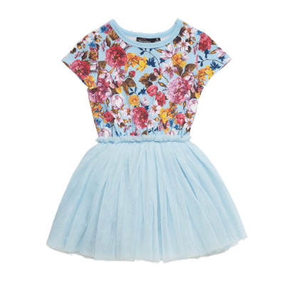 Rock your baby nothing but flower ss circus dress 2-3Y