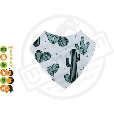 Eversweet Dribble Bib Cactus