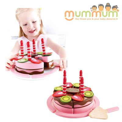 Hape Double Flavoured Birthday Cake