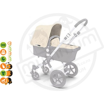 Bugaboo Cameleon3 Tailored Fabric Set - Off White