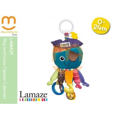Lamaze Play and Grow Captain Calamari Soft Toy Set