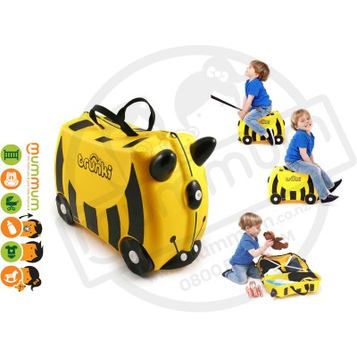 Trunki Ride On Case Bernard The Bee