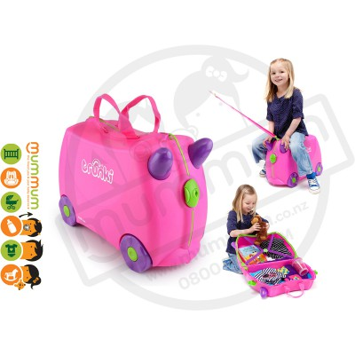 Trunki Ride On Case Trixie Trunkie