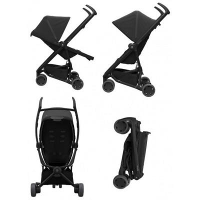 Quinny Flex Stroller Black on Black