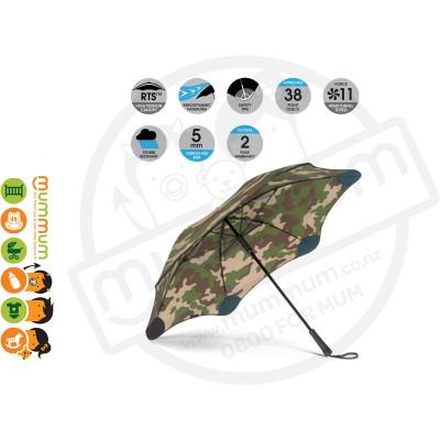 Blunt Umbrella Classic Camouflage Black