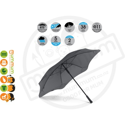 Blunt Umbrella Classic Charcoal