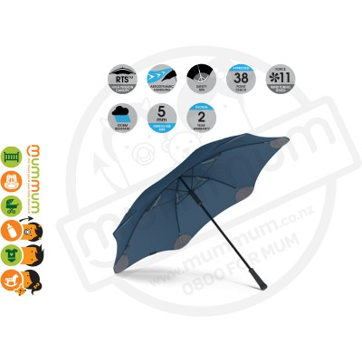 Blunt Umbrella Classic Navy Blue