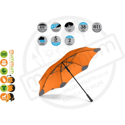 Blunt Umbrella Classic Orange
