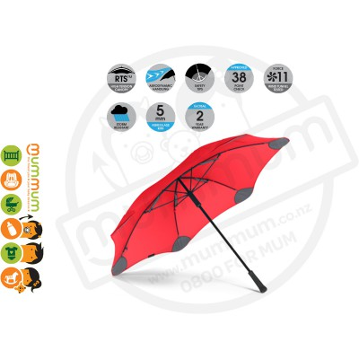Blunt Umbrella Classic Red