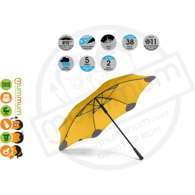 Blunt Umbrella Classic Yellow