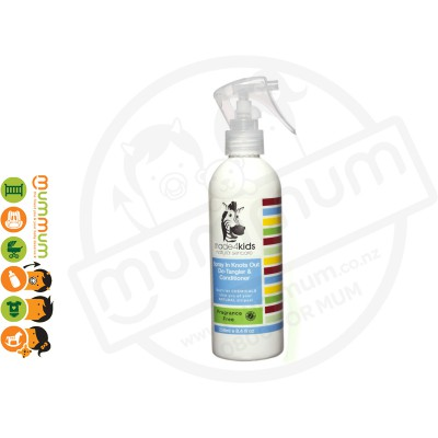 Made4Kids Spray-In Leave-In Conditioner Fragrance Free - 250ml