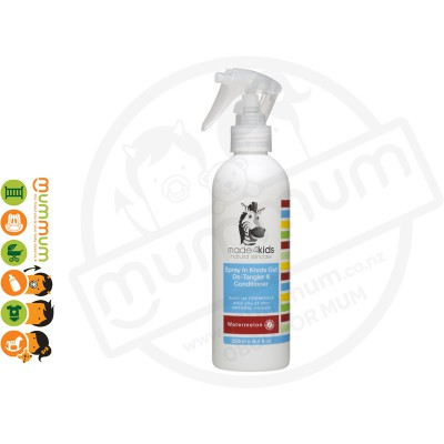 Made4Kids Spray-In Leave-In Conditioner Watermelon - 250ml