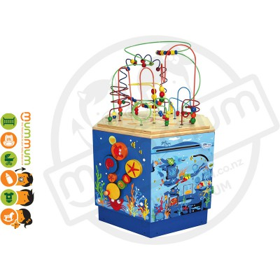 Hape Coral Reef Activity Centre 24m+