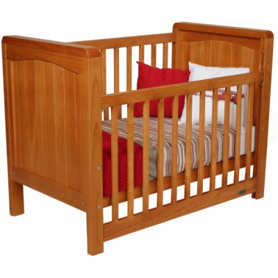 Touchwood Classic Panelled Cot Rimu inc Luxus Mattress has to pick up from Ellerslie
