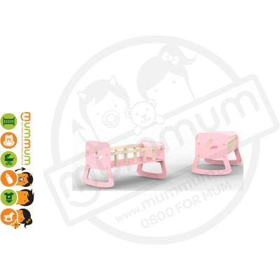 Moover Line Cradle Pink