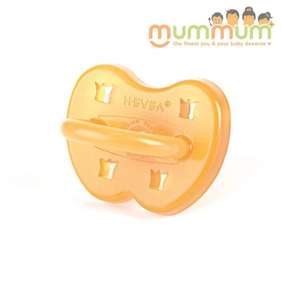 Hevea Round Pacifier Crown 3-36
